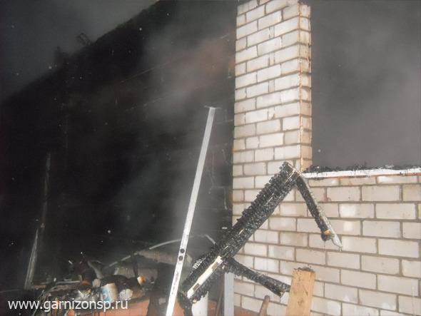 Четыре пожара за один день