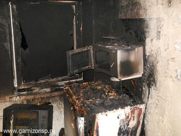 Один человек погиб на пожаре в Сергиевом Посаде