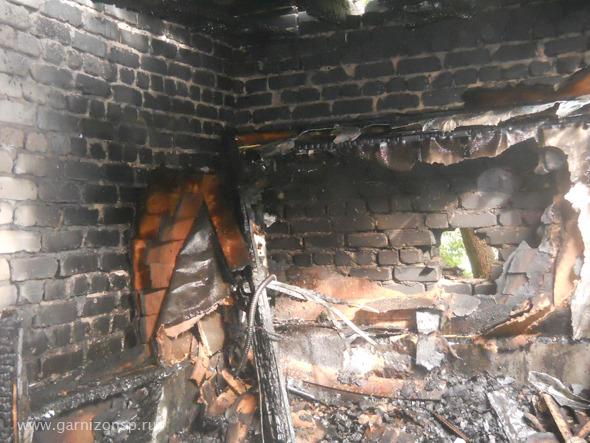 Пожар на Валовой