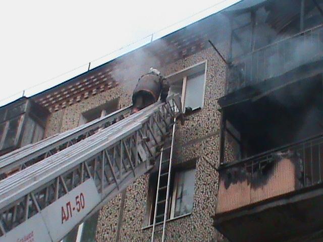 Двое погибших и трое пострадавших - пожар в Сергиевом Посаде