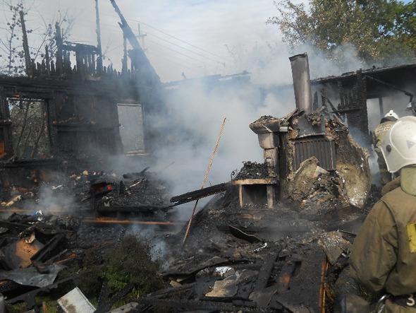 Сводка пожаров с 23 по 30 августа