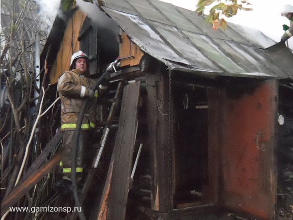 На пожаре в коровнике спасено 350 голов скота